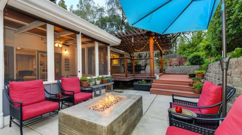 5 aménagements extérieurs qui transforment la maison